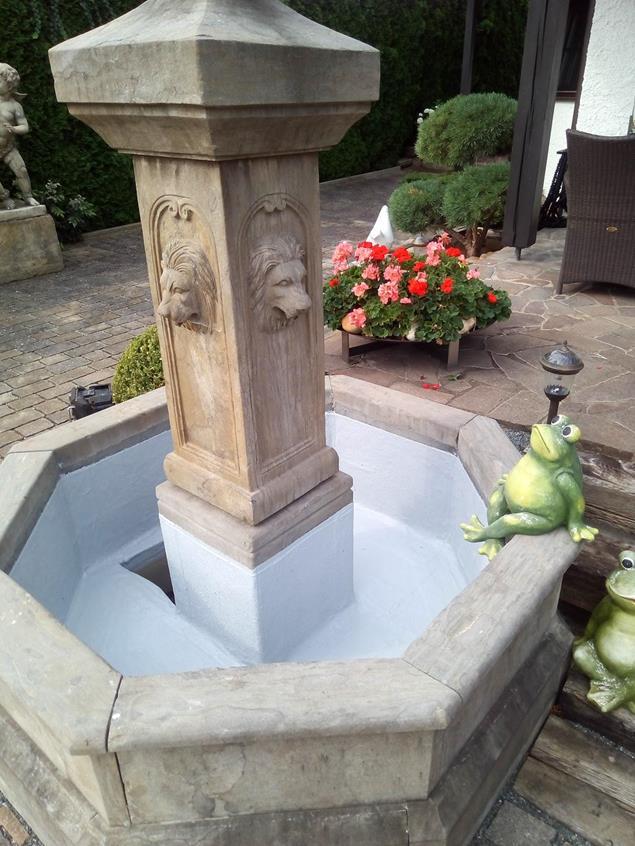 Brunnenabdichtung Mit Flüssigkunststoff